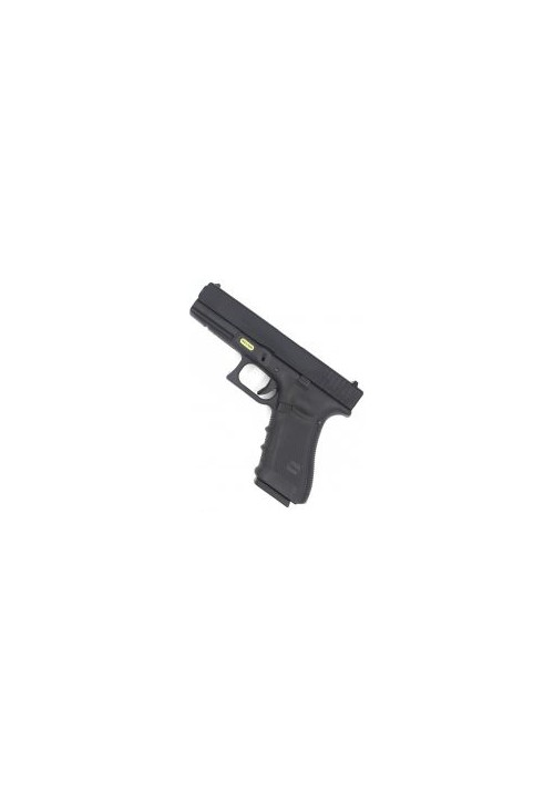 WE G17 GEN 4 - GREEN GAS - WE NOIR