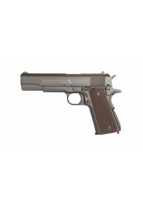 COLT M1911 2011 A1 FULL METAL 1.1J CO2 BLOWBACK