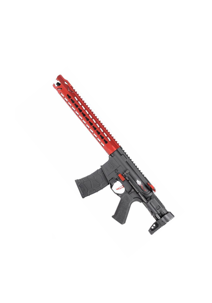 VFC AVALON LEOPARD RED