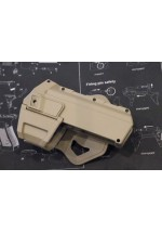 BLACK CAT HOLSTER G17 TAN