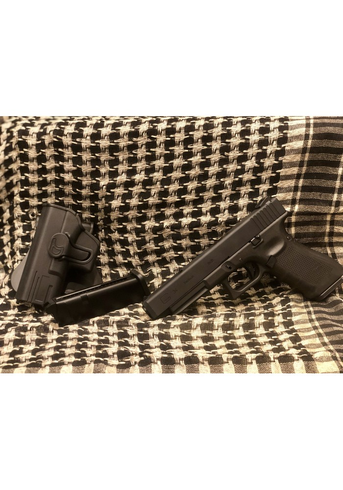 tombola g34 we + chargeur suplementire + holster