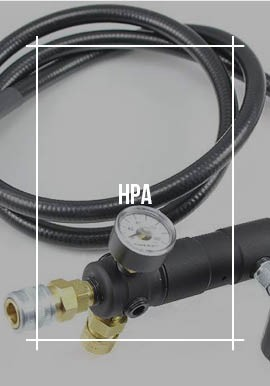 Pièces HPA