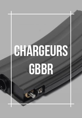 Chargeurs GBBR