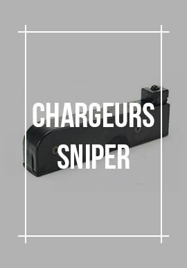 Chargeurs Sniper