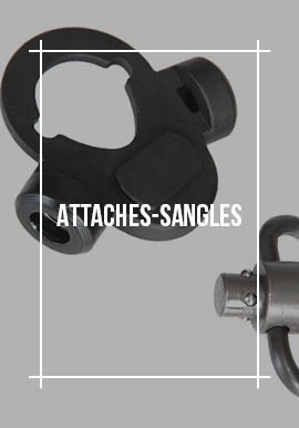 Attaches-Sangles